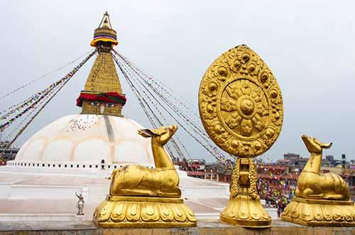 Vuelos a Katmandu