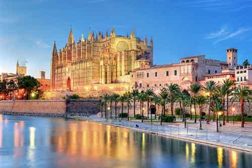 Vuelos baratos a Mallorca
