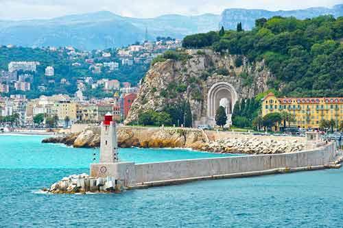 Vuelos baratos a Niza