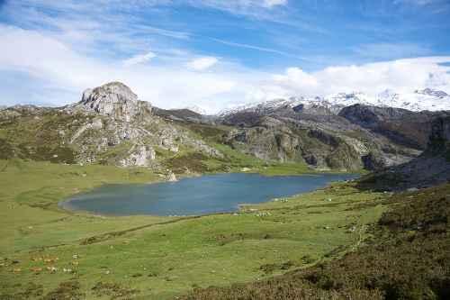 vuelos a Asturias