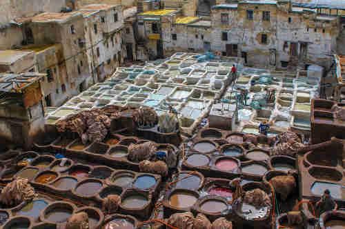 vuelos a Fez