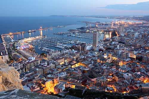 Vuelos a Alicante baratos