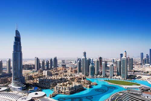 Vuelos ofertas Dubai