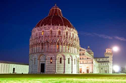 Vuelos a Pisa