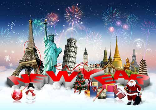 Vuelos Nueva York Navidad