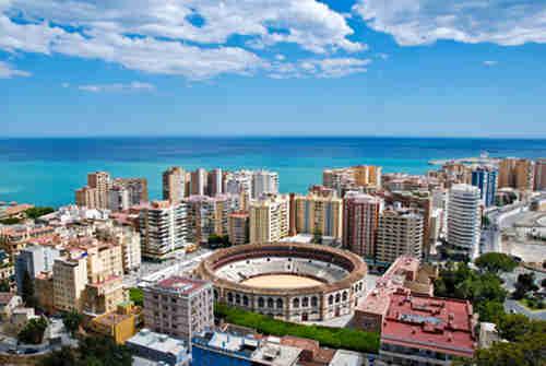 vuelos a Malaga