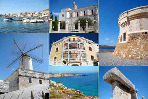 vuelos a Menorca